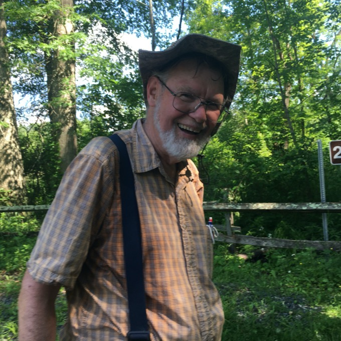 Portrait of New York Rambler hike leader, Don.
